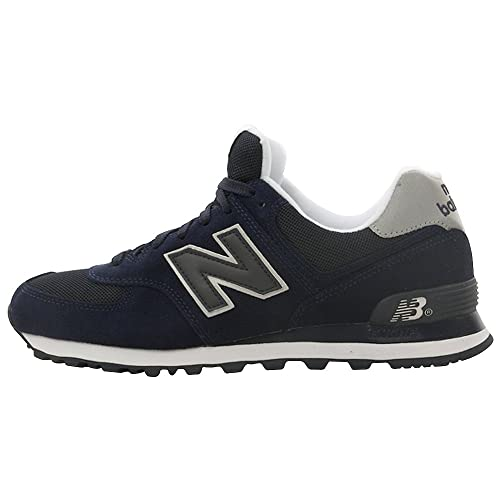 New Balance 574 Mens M574ISS NavySilver: Amazon.ca: Shoes