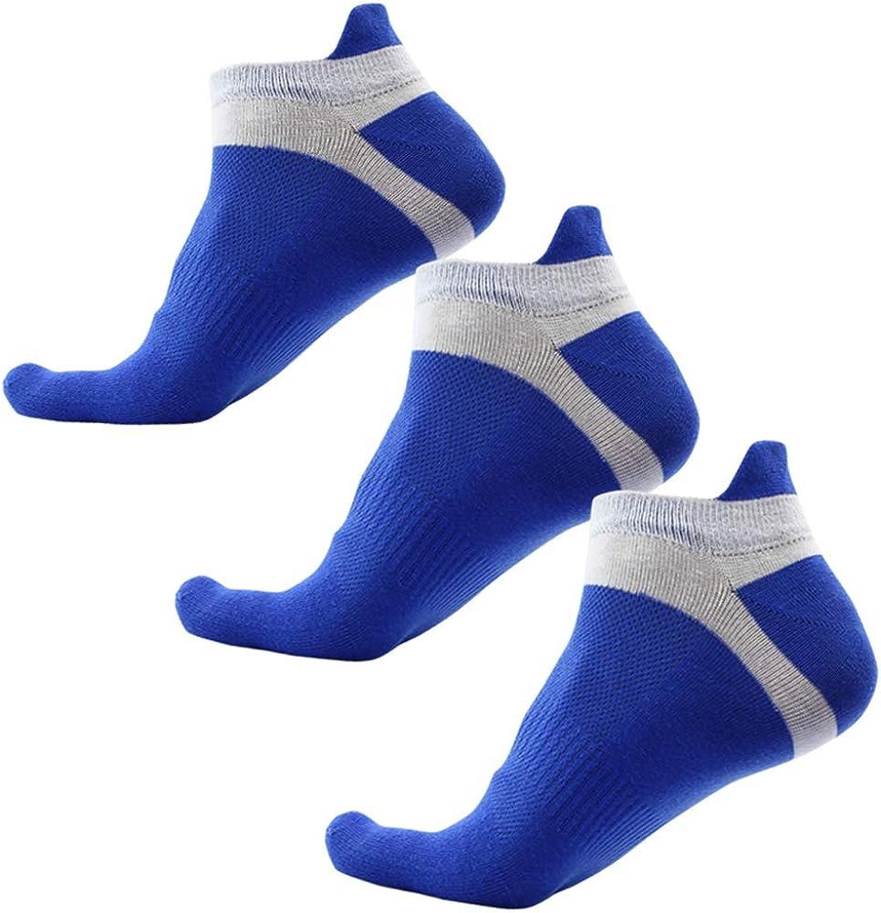 Panegy - Pack de Calcetines de 5 Dedos para Hombres para Deportes Sport Cilclismo Running para Vearno Antideslizante y Transpirable - Dedos de Pies Separados - Algodón: Amazon.es: Ropa y accesorios