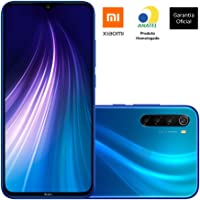Smartphone Xiaomi Redmi Note 8 128GB Neptune Blue (Azul) - Homologado Anatel