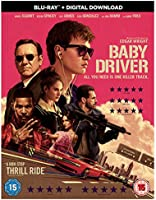 Up to 40% off Baby Driver (DVD, Blu-ray & 4K)