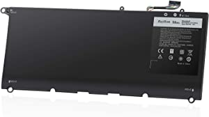 RayHom 90V7W 9343 Laptop Battery - for Dell XPS 13-9343 13-9350 Ultrabook P54G P54G001 P54G002 RWT1R 0RWT1R 0DRRP 0N7T6 DIN02 JHXPY 0JHXPY 0N7T6 00N7T6