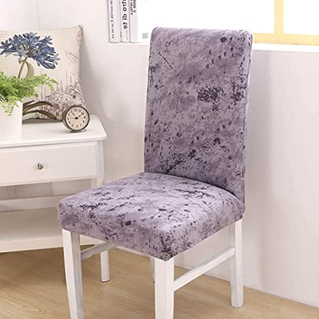 Amazon.com: SHANYT Chair Cover 1/2/4/6 Pieces Floral Print ...