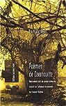 Poèmes de Czernovitz : Douze poètes juifs de langue allemande par Mathieu