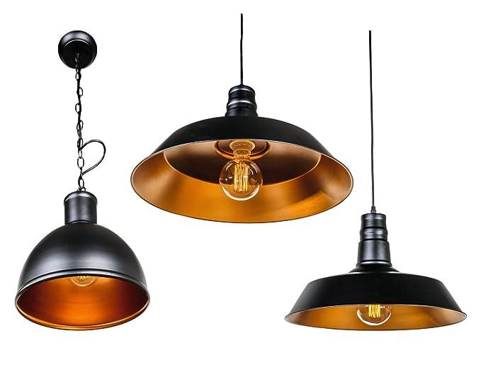 Plafoniere Da Esterno In Rame : Lao led lampada plafoniera nero e rame luci corpo in abs