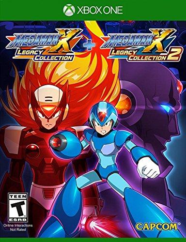 Mega Man X Legacy Collection 1+2 - Xbox One Standard Edition (Arcade Collection)