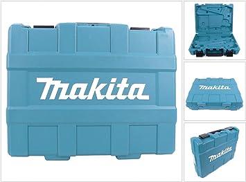 Makita – Caja de herramientas Maletín de plástico para los modelos ...