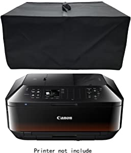 Y8HM Heavy Duty Nylon Printer Dust Cover, Antistatic Water Resistant Fabric Printer Cover Case Seelves for Canon MX922/ MX492/ MX532 /Pixma MG3620 Printers