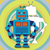 Robot Puzzle for Toddlers (Kindle Tablet Edition)