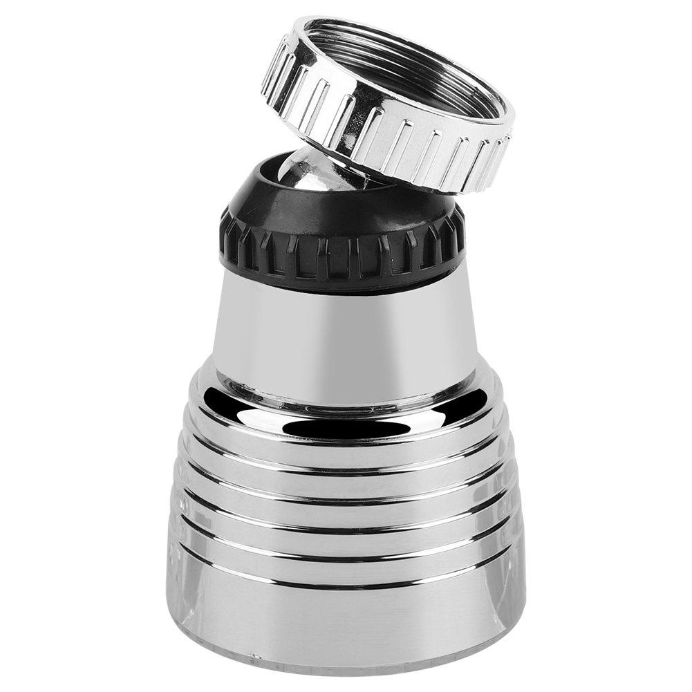 Kitchen Water Saver Tap 360 Gire el Grifo del Rociador del Grifo Giratorio con Sensor de Temperatura Para el Restaurante Home Hotel