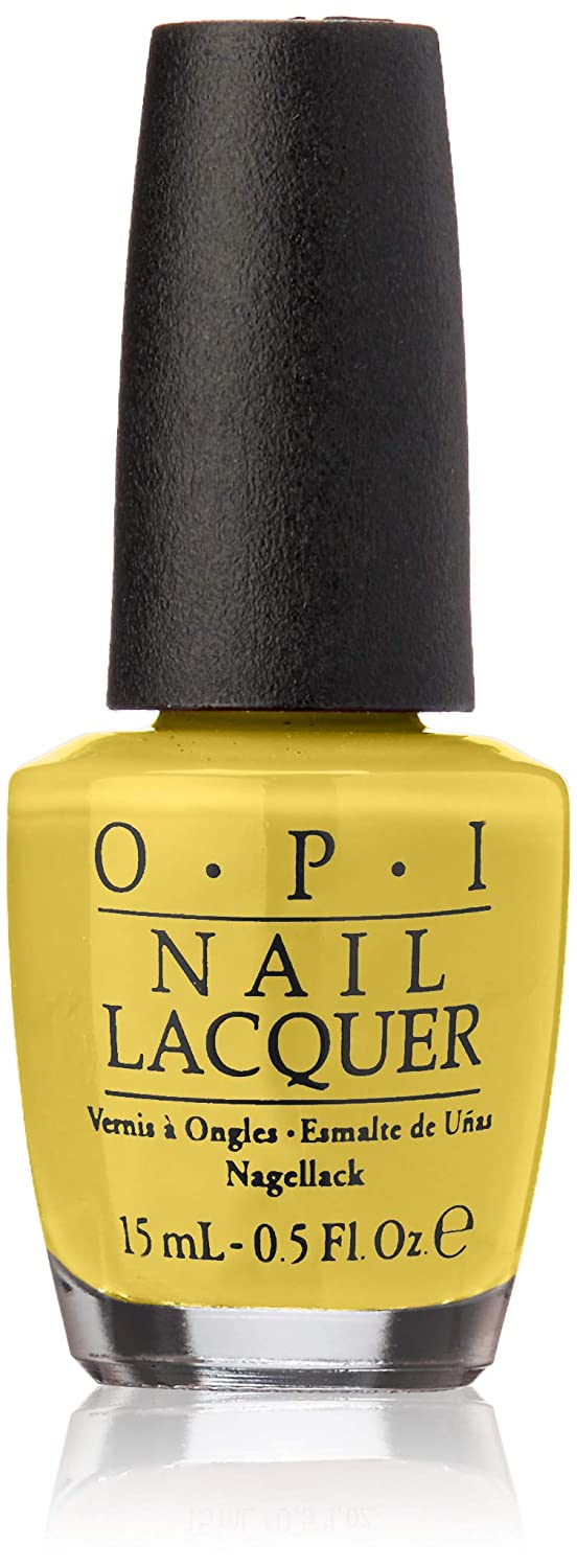 OPI Nail Lacquer, Sun, Sea, and Sand In My Pants, 0.5 Fl oz: Premium Beauty