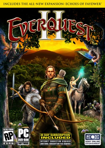 Price comparison product image Everquest II: Echoes of Faydwer - PC