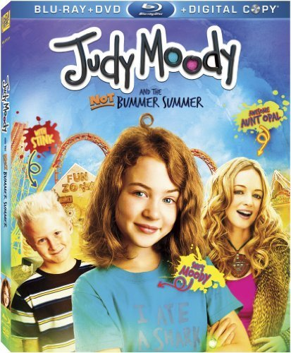 Judy Moody and the NOT Bummer Summer (Three-Disc Edition Blu-ray/DVD/Digital Copy) by Relativity Media