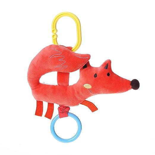 47 opinioni per Labebe Passeggino Baby Activity Bed Hanging Toys- Orange Fox
