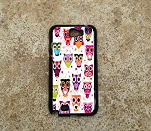 Galaxy Note 3 Case, Cute Owls Galaxy Note Cases, Pretty Cool note 3 C...