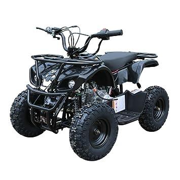 Kids Mini 50cc Atv Auto Apache Four Wheeler Gas Powered Mini Quad
