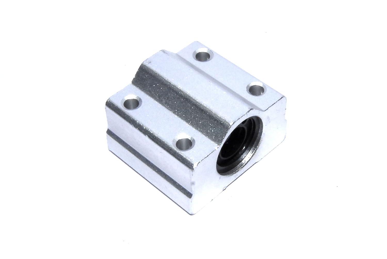 SCS8UU SC8UU - Rodamiento lineal de bolas de 8 mm CNC 3D máquina ...