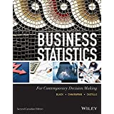 Business Statistics for Contemporary Decision Making, 2nd Canadian Edition