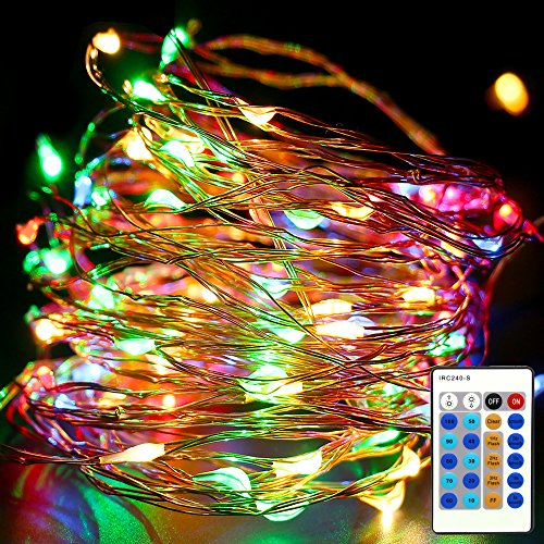 100 Led Crystal Miniature Lights - 6