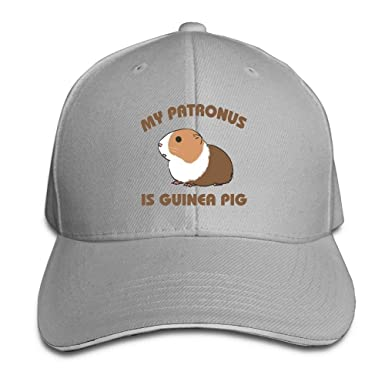 My Patronus is A Sloth Unisex Trendy Jeans Sun Hat Adjustable Baseball Cap