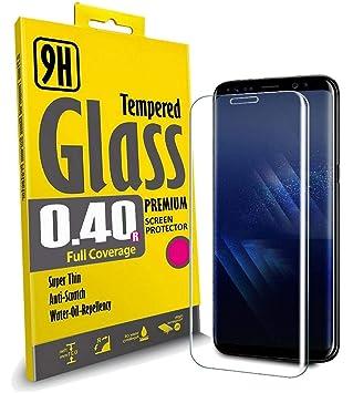 NM Film Protection Ecran en Verre Trempé pour Samsung Galaxy S9 Filtre  Protecteur d écran 576a140167b7