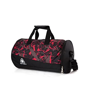 Ricky-H Lifestyle - Bolsa de Deporte con Compartimento para ...
