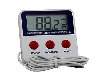 Kühlschrank Alarm : Generic indoor thermometer mit sonde kühlschrank gefrierschrank