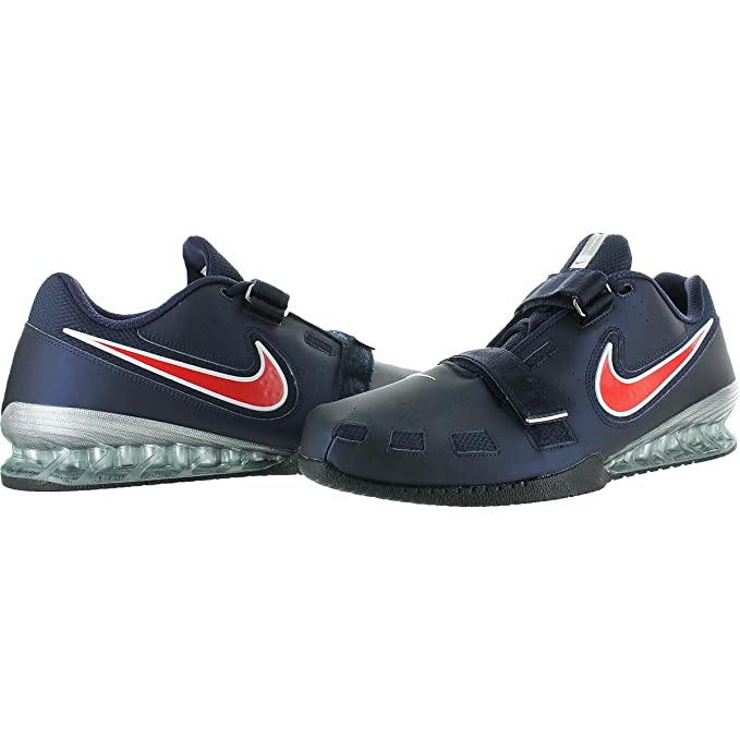 Amazon.com  Nike Romaloes II Men s Weightlifting Crossfit Training Shoes  Sneakers  Shoes adc27e05a