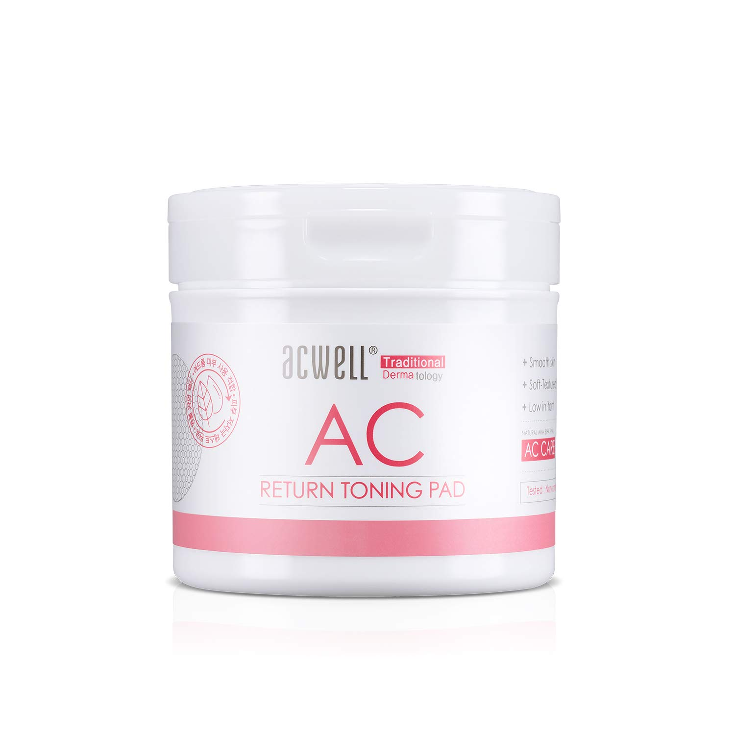 ACWELL AC Returning Toning Pad (50ea) Skin Tone Care Skin Texture Improvement Centella Asiatica Extract