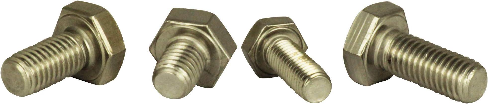 rostfrei Gewindeschrauben 40 St/ück ISO 4017 Sechskant Schrauben - DIN 933 Eisenwaren2000 Vollgewinde Sechskantschrauben mit Gewinde bis Kopf M12 x 25 mm Edelstahl A2 V2A