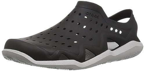 41c4ee358 Crocs Men s Swiftwater Wave M Sports Sandals  Amazon.co.uk  Shoes   Bags
