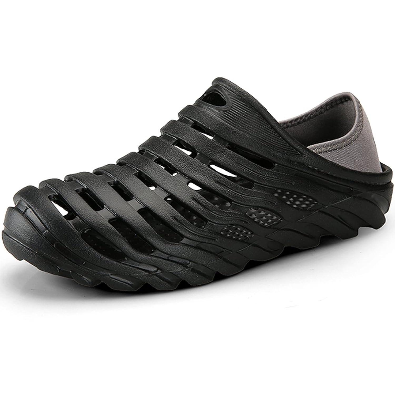 14d4466df New Fashion Summer Slippers Men Sandals Shoes Black Male Water Shoes  Non-Slip Mens Beach Shoes