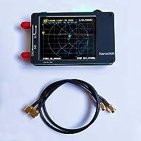 NanoVNA Vector Network Analyzer, LCD Pantalla táctil Digital