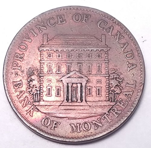 canada-1844-lower-canada-1-2-sou-bank-of-montrealforeign-coin