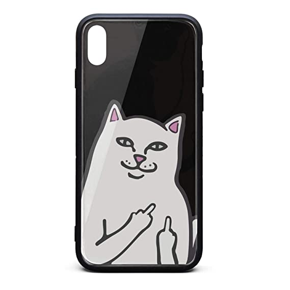 Amazoncom Fashion Phone Case For Iphone X Humor Ripndip