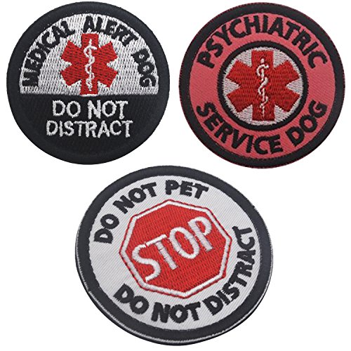 service dog patch stop - 7