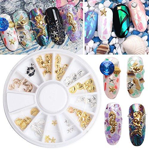 sea gems acrylic - 6
