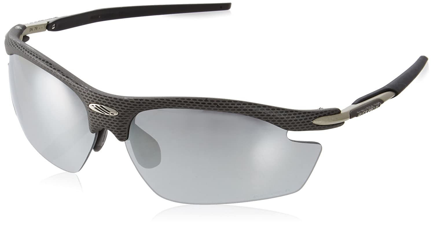 Amazon.com: Rudy Project RYDON CARBON FRAME WITH LASER BLACK LENSES ...
