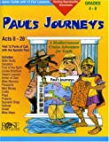 Paul's Journeys: Lesson Guide with 12 Fun Lessons (Take Your Students on a Cruise)