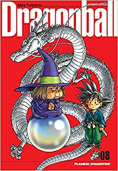Dragon Ball Nº 08/34 por Akira Toriyama epub