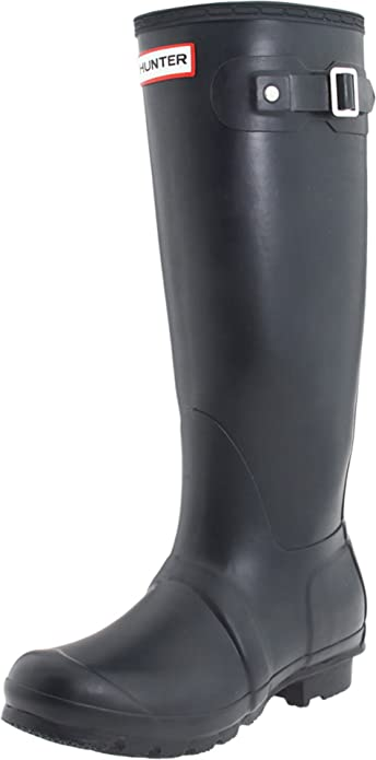 7fcbb8fa9bd Hunter Original Rain Boot Women s Boots Navy Size ...