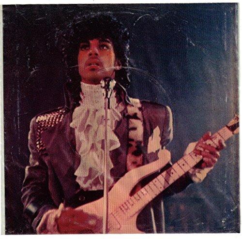 PRINCE AND THE REVOLUTION / Purple Rain / 45rpm record (purple vinyl) + picture sleeve