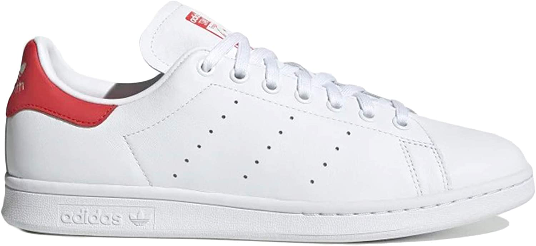adidas Stan Smith para Hombre, Zapatillas Blancas, Deportivas de Moda, Sneaker Tenis.g