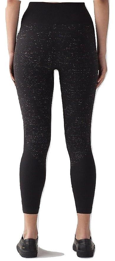 Lululemon Free to Flow Tight 7/8 Yoga Pants (Black, 4)