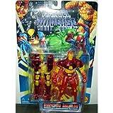 Toy Biz Marvel Universe Iron Man Missle Launching Action 1996