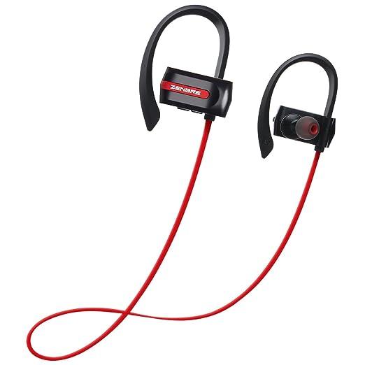 34 opinioni per Auricolare Bluetooth, ZENBRE E3 Bluetooth 4.1 Stereo Auricolari, Auricolare