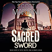 The Sacred Sword: Ben Hope, Book 7 | Scott Mariani
