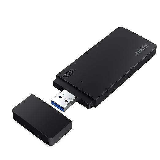 33 opinioni per AUKEY Adattatore USB AC1750 Dual Band 5GHz + 2.4GHz 1750Mbps USB 3.0 Scheda di