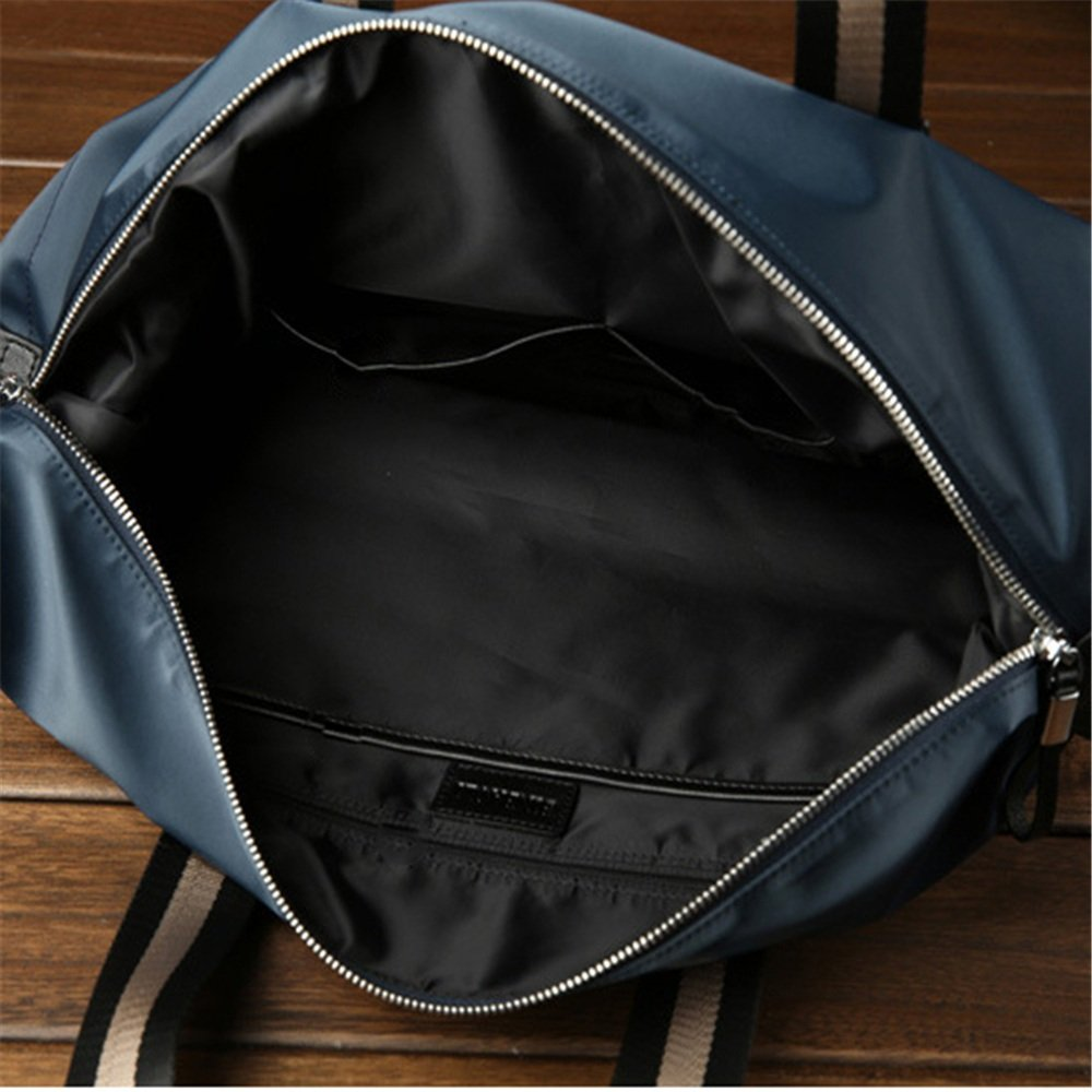 Cowboy Mens Handbag Gym Sports Luggage Bag Large Capacity Traveling Bag Travel Duffel Canvas Travel Bag Single Shoulder Leisure Canvas