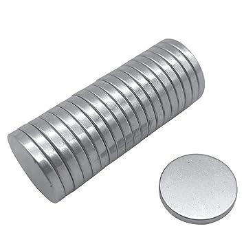 100 imanes de gran magnetismo para pizarra magnética de pizarra ...