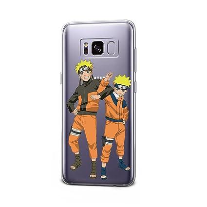Amazon.com: lookseven Galaxy S7 Edge Funda, Naruto patrón ...